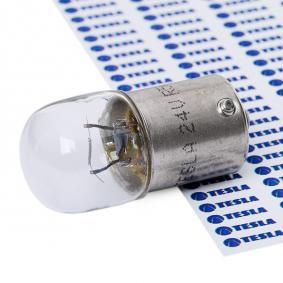 Bulb, indicator R5W, BA15s, 24V, 5W B55102