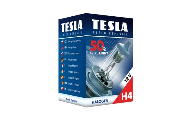 TESLA  B30401 Bulb, headlight