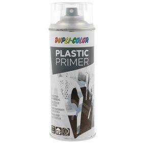 Kunststoffkleber DUPLI COLOR 557163 für Auto (Inhalt: 400ml, Kunststoffgrundierung 400)