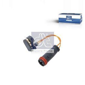 Indicación de desgaste, frenos con OEM número 2E0906206G