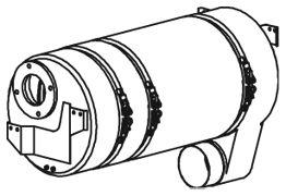DINEX  51368 Ruß- / Partikelfilter, Abgasanlage
