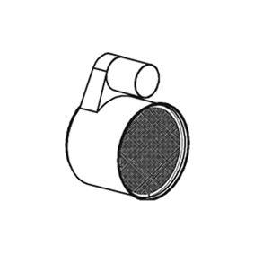 DINEX  47817 Montagesatz, Schalldämpfer