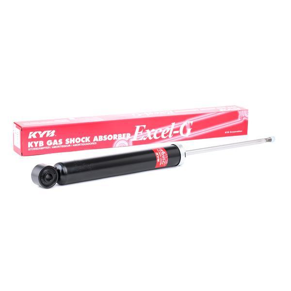 Amortiguador KYB 344459 evaluación