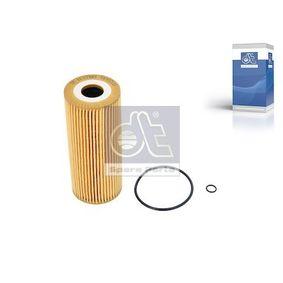 Ölfilter Ø: 65mm, Innendurchmesser: 25,5mm, Höhe: 156mm mit OEM-Nummer 038115466