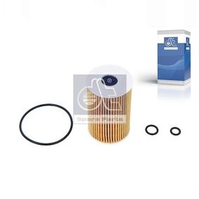 Oil Filter Ø: 65mm, Inner Diameter: 24mm, Height: 101mm with OEM Number 03L-115-466