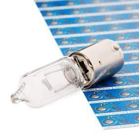 Крушка с нагреваема жичка, фар за дълги светлини H21W, 21ват, 12волт 9.78119