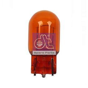 Bulb 12V 21W, WY21W, WX3x16d 9.78128 NISSAN QASHQAI, X-TRAIL, MICRA