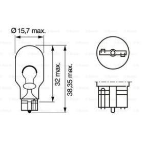 Bulb 9.78162 AUDI A4, A3