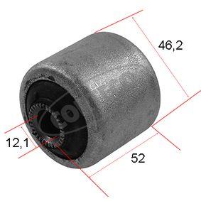 Lagerung, Lenker Ø: 46,2mm, Innendurchmesser: 12,1mm mit OEM-Nummer 31121124622