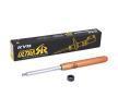 Amortiguación SAXO (S0, S1): 375036 KYB Ultra SR