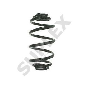 Coil Spring Length: 325mm, Thickness 2: 9,00mm, Thickness 1: 13,80mm, Ø: 142mm with OEM Number 424 334