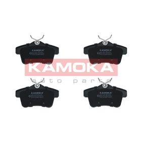 2011 Peugeot 308 Mk1 1.6 GTi Brake Pad Set, disc brake JQ101235