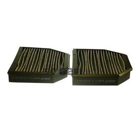 Filter, Innenraumluft Länge: 222mm, Breite: 195mm, Höhe: 40mm mit OEM-Nummer 2308300418