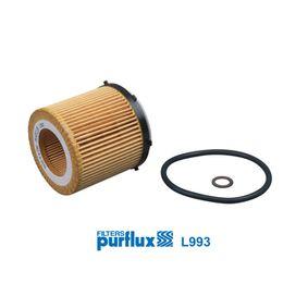 BMW F31 335i Ölfilter PURFLUX L993 (335i Benzin 2015 N55 B30 A)