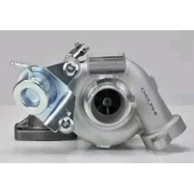 DELPHI Turbocompresor, sobrealimentación HNX501 con OEM número 3M5Q6K682DC