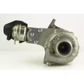 Turbocompresor, sobrealimentación electrónico con OEM número 55581063