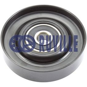 2007 Nissan Note E11 1.4 Deflection / Guide Pulley, v-ribbed belt 56841