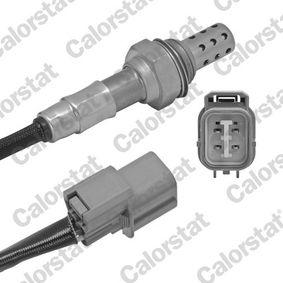 Lambdasonde Kabellänge: 400mm mit OEM-Nummer 36531-PCA014