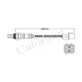Lambdasonde Kabellänge: 985mm mit OEM-Nummer MD313819