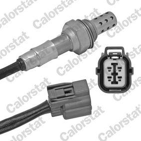 Lambdasonde Kabellänge: 650mm mit OEM-Nummer 36532-PSA-004