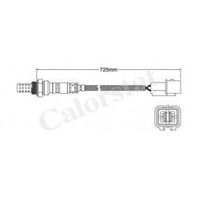 Lambdasonde Kabellänge: 755mm mit OEM-Nummer MD 339641