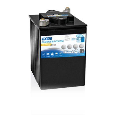 EXIDE EQUIPMENT, Equipment GEL ES1100-6 Starterbatterie