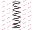 Coil springs KYB 832212 Front Axle, for vehicles with standard suspension