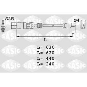 Zündleitungssatz mit OEM-Nummer 06B 905 431A