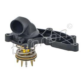 Antriebskette für VW TOURAN (1T1, 1T2) 1.9 TDI 105 PS ab Baujahr 08.2003 TOPRAN Kettenspanner, Ölpumpenantrieb (113 130) für