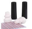 KYB Staubschutzsatz, Stoßdämpfer 910002 für AUDI A3 (8P1) 1.9 TDI ab Baujahr 05.2003, 105 PS