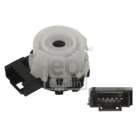 Ignition- / Starter Switch Number of connectors: 6 with OEM Number 1K0905865