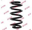 KYB Fahrwerksfeder RH2075 für AUDI A4 (8E2, B6) 1.9 TDI ab Baujahr 11.2000, 130 PS
