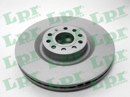 LPR  A1024VR Bremsscheibe Bremsscheibendicke: 30mm, Felge: 6-loch, Ø: 345mm