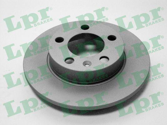 LPR  A1441PR Bremsscheibe Bremsscheibendicke: 9mm, Felge: 5-loch, Ø: 230mm