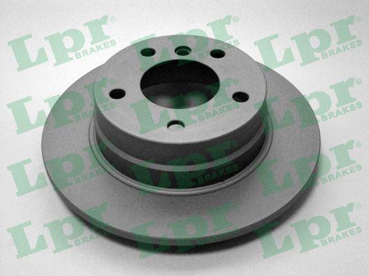 LPR  B2003PR Bremsscheibe Bremsscheibendicke: 10mm, Felge: 5-loch, Ø: 280mm