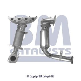 Catalytic Converter BM91017H PUNTO (188) 1.2 16V 80 MY 2004