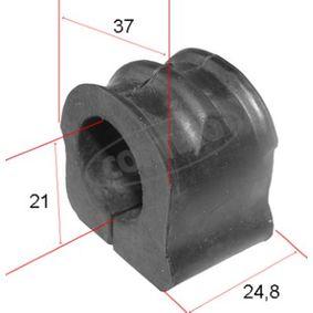 Lagerung, Stabilisator Innendurchmesser: 21mm mit OEM-Nummer 1J0.411.314T