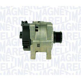 Generator Rippenanzahl: 6 mit OEM-Nummer 9649611280