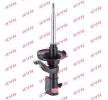 Amortiguación CIVIC VII Hatchback (EU, EP, EV): 331011 KYB Excel-G