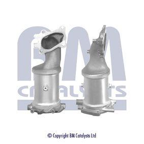 Nissan Almera Tino 2.2dCi Katalysator BM CATALYSTS BM80260H (2.2 dCi Diesel 2004 YD22DDT)