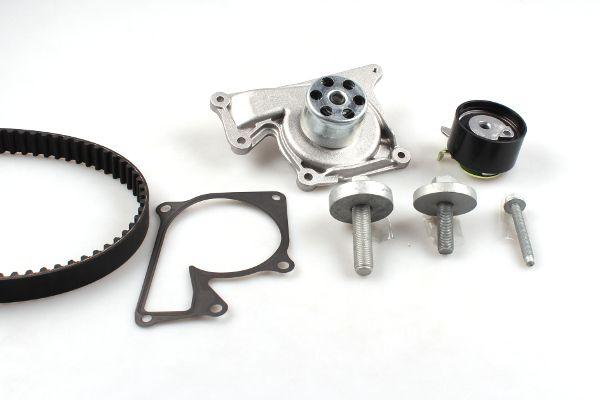 HEPU  PK09650 Water pump and timing belt kit Width: 27mm