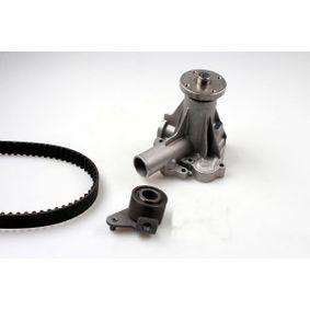 Wasserpumpe + Zahnriemensatz Breite: 19mm mit OEM-Nummer 271975.5