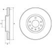 Tarcze hamulcowe OPEL Astra H Hatchback (A04) 2014 rok produkcji 8334686 DELPHI wentylowany