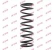 Coil springs KYB 833499 Rear Axle