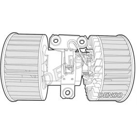 Innenraumgebläse DEA05002 X5 (E53) 3.0 d Bj 2006