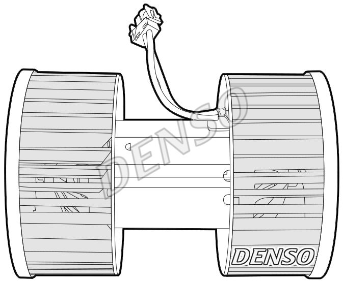 Heizgebläse DEA05003 DENSO DEA05003 in Original Qualität