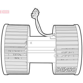 Innenraumgebläse Spannung: 12V mit OEM-Nummer 6411 9 204 154