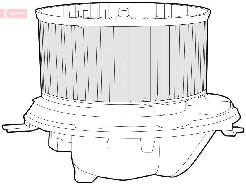 Blower Motor DEA32002 DENSO DEA32002 original quality