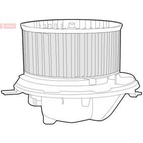 Interior Blower Voltage: 12V with OEM Number 1K1 819 015 D