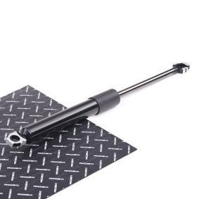 RIDEX  219G0470 Heckklappendämpfer / Gasfeder Länge über Alles: 250mm, Hub: 90mm